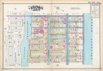 Plate 024, Atlantic City 1924 Absecon Island Vol 2 Ventnor - Margate - Longport